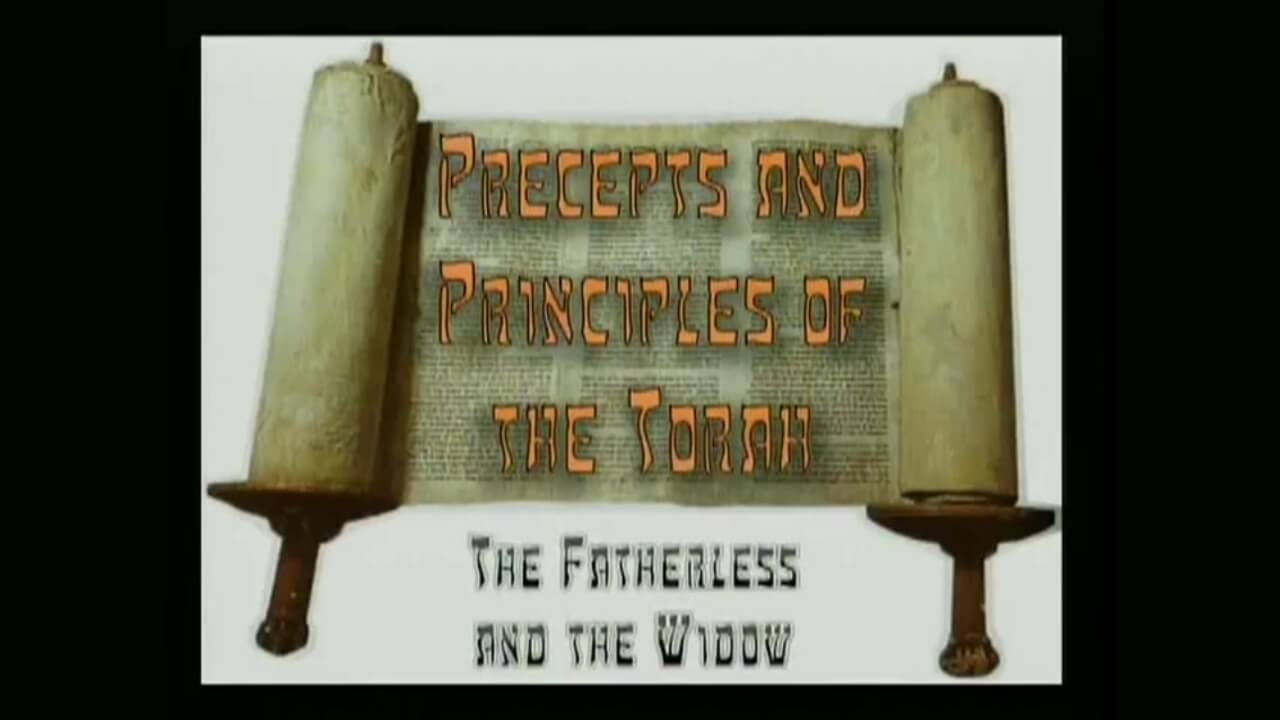 Precepts & Principles of the Torah – The Fatherless and the Widow
