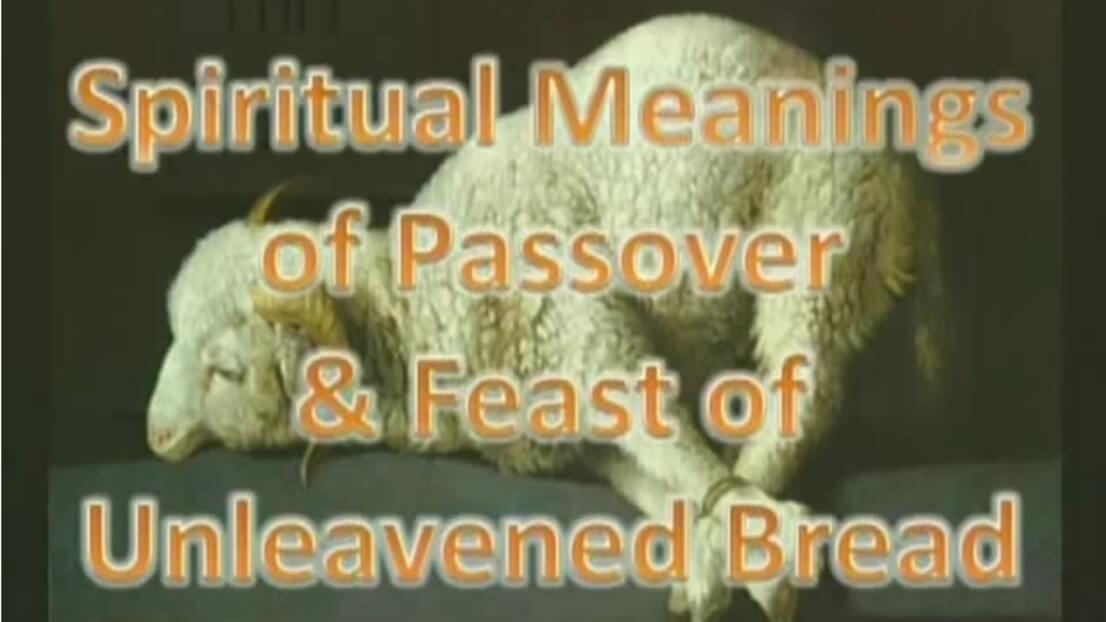 Spiritual Meanings of Passover