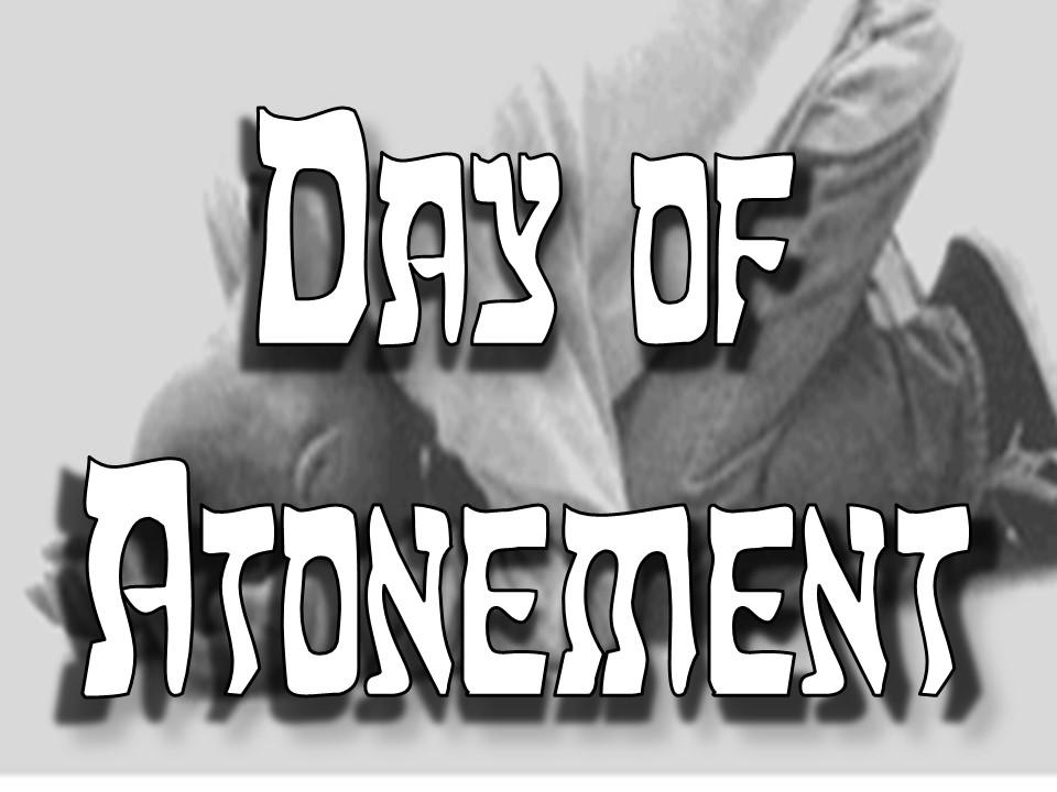 Day of Atonement (Yom Kippur)