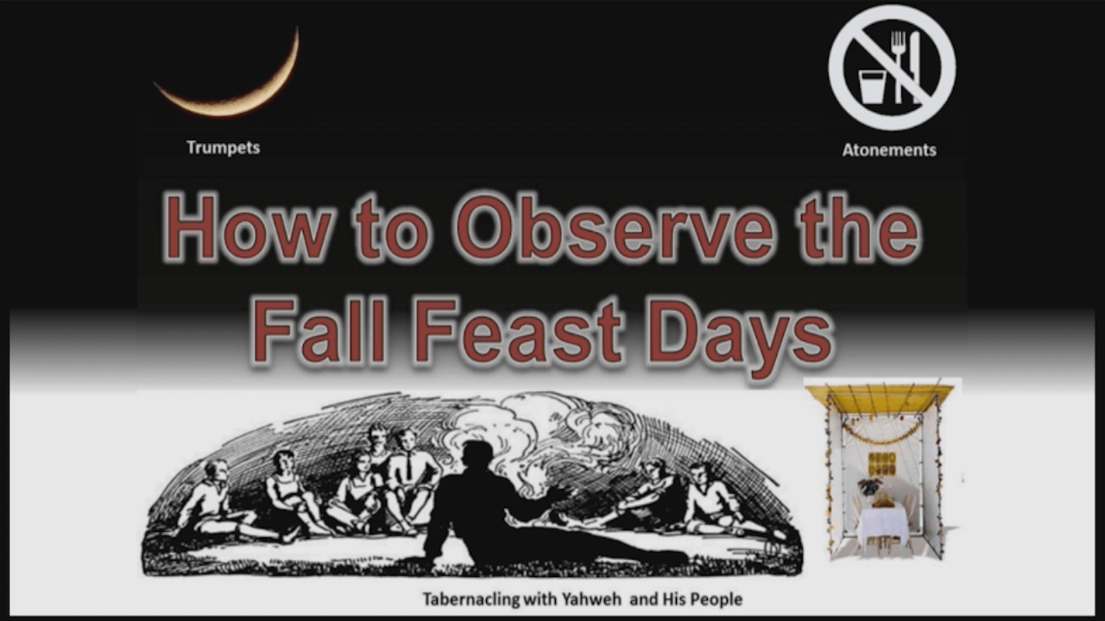How to Observe the Fall Feast Days