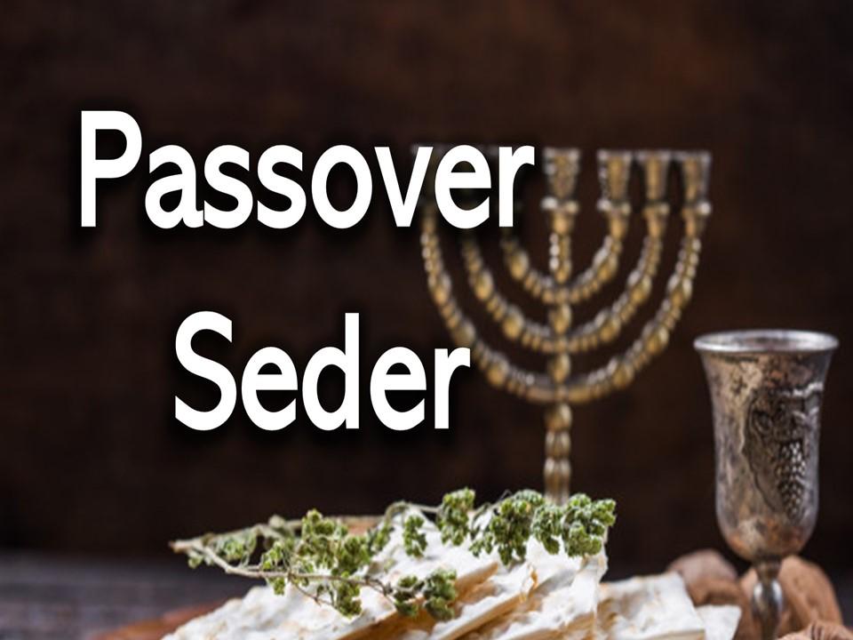 Passover Service (Seder)