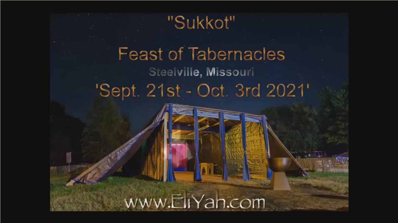 Feast of Tabernacles video